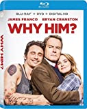 Why Him? (Blu-ray + DVD + Digital HD) - TBA