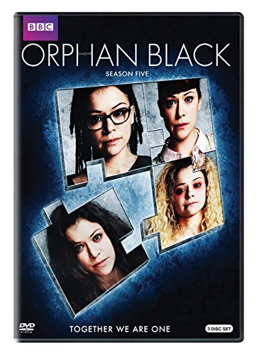 Orphan Black: Season Five DVD