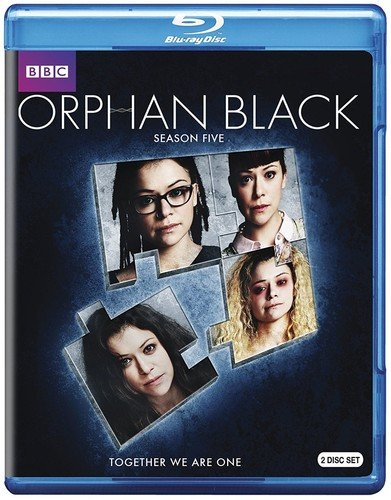 Orphan Black: Season Five [Blu-ray] DVD