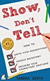 Free eBook - Show  Don t Tell