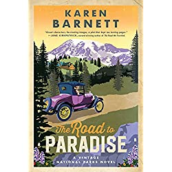 The Road to Paradise: A Vintage National Parks Novel