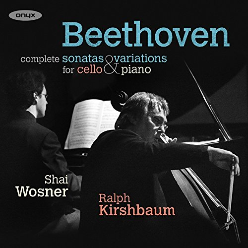 Beethoven / Complete Sonatas & Variations for Cello & Piano