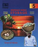 Renewable Energy Storage (Kawi Popular Science Series: Book 5) Cover