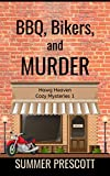 Free eBook - BBQ  Bikers  and Murder