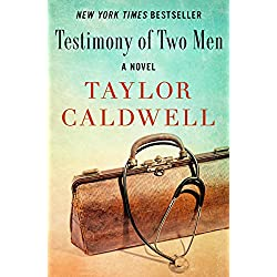 Testimony of Two Men: A Novel
