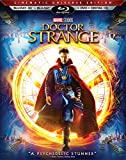 Doctor Strange (Cinematic Universe Blu-ray 3D + Blu-ray + DVD + Digital HD) - February 28