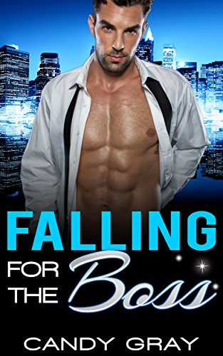 Falling for the boss by Amy  Brent