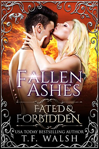 Fallen Ashes by TF Walsh