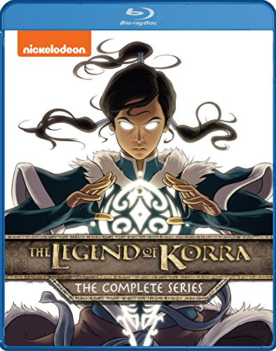 Legend of Korra: The Complete Series [Blu-ray] DVD