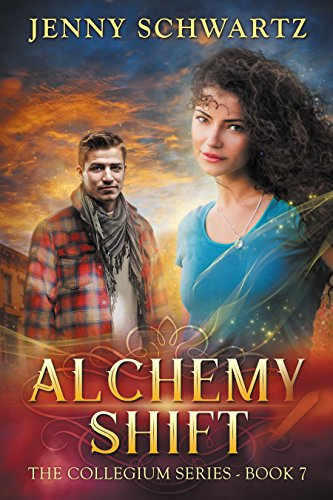 Alchemy Shift by Jenny Schwartz