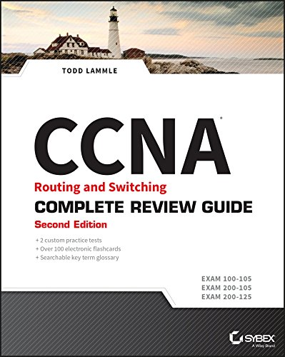 Pdf Ccna Routing And Switching Complete Review Guide Exam 100 105