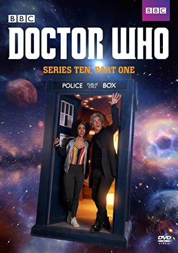Doctor Who: Series 10, Part 1 DVD