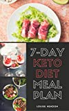 Free eBook - 7 Day Ketogenic Diet Meal Plan