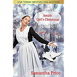 Amish Girl's Christmas (Amish Foster Girls Book Book 1)