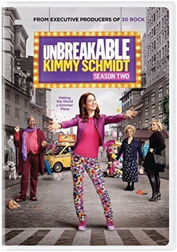 Unbreakable Kimmy Schmidt: Season Two DVD