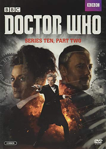 Doctor Who: Series 10 Part 2 DVD