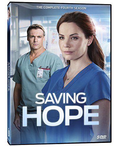 Saving Hope - Season 04 DVD