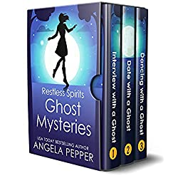 Restless Spirits: Cozy Ghost Mysteries