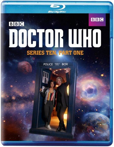Doctor Who: Series 10 Part 1 DVD