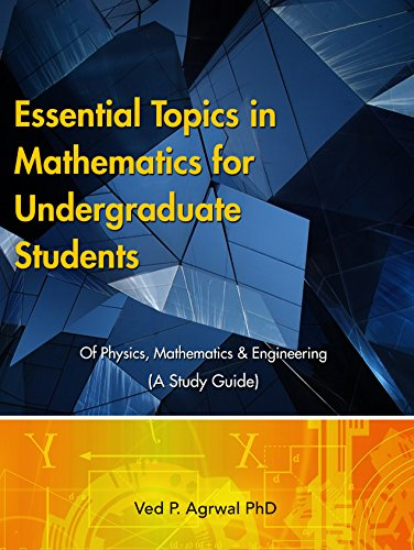 Pdf Essential Topics In Mathematics For Undergraduate Students Of