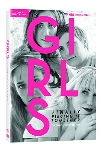 Girls: The Complete Fifth Season DVD