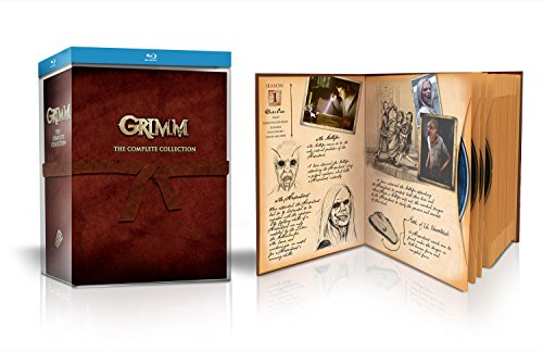Grimm: The Complete Collection [Blu-ray] DVD