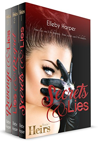 Heirs Boxed set books 1-3 by Elleby Harper
