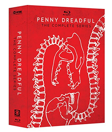Penny Dreadful: The Complete Series [Blu-ray] DVD
