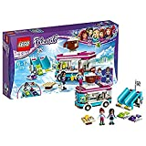 Product Image of LEGO UK 41319 Snow Resort Hot Chocolate Van Construction Toy