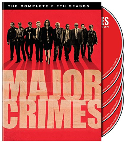 Major Crimes: The Complete Fifth Season DVD
