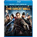 Great Wall [Blu-ray], The