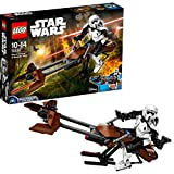 """Product Image of LEGO UK 75532 """"Scout Trooper and Speeder Bike"""" Construction..."""