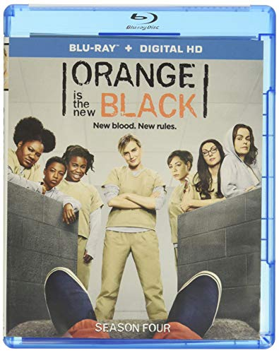 Orange Is the New Black: Season 4 [Blu-ray] DVD