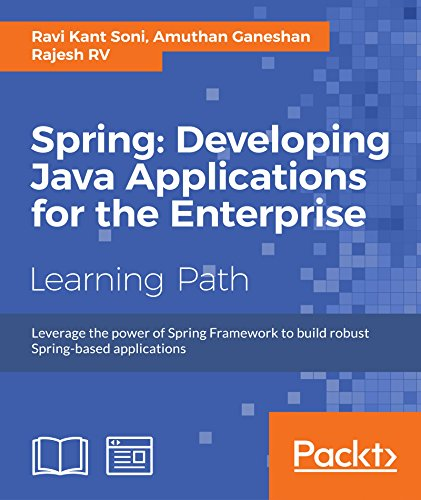 Pdf Spring Developing Java Applications For The Enterprise Free