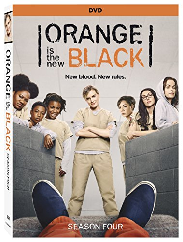 Orange Is the New Black: Season 4 DVD