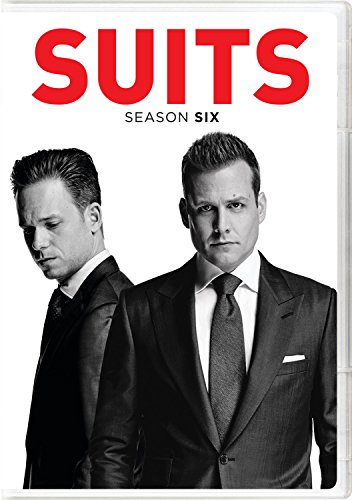 Suits: Season Six DVD