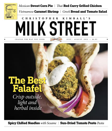 Christopher Kimball's Milk Street magazine.