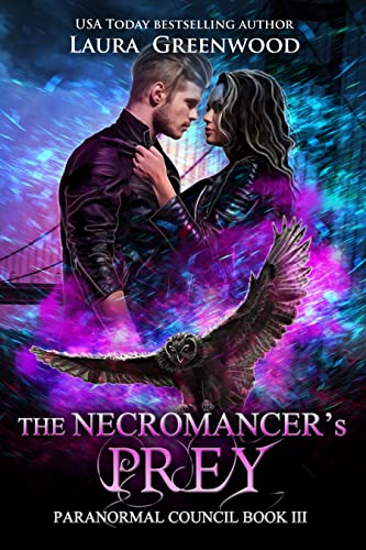 The Necromancer's Prey  by Laura Greenwood