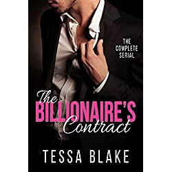 The Billionaire's Contract: The Complete Serial