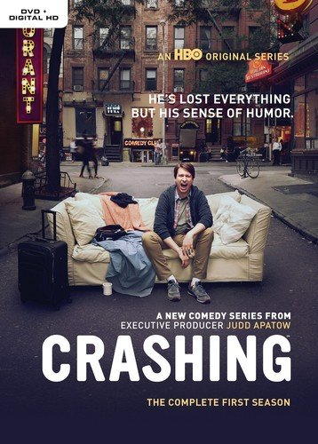 Crashing: Complete First Season DVD