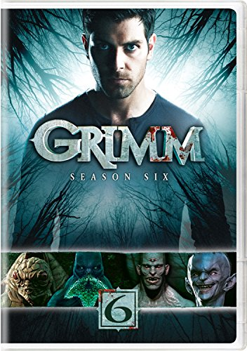 Grimm: Season Six DVD