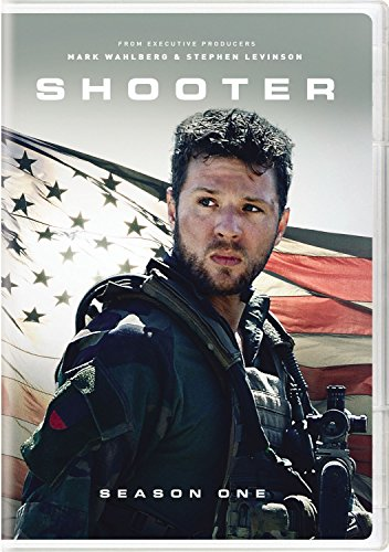 Shooter: Season One DVD