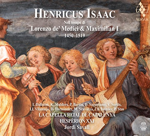 Isaac:in the Time of Lorenzo d [Import anglais]