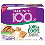 100 Calorie Packs Lorna Doone Shortbread Cookie Crisps, 4.44 Ounce (Pack of 6)