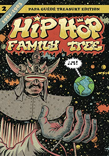 couverture Hip Hop Family Tree