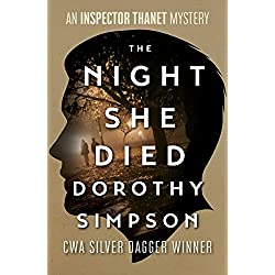 The Night She Died (The Inspector Thanet Mysteries Book 1)