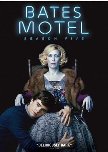 Bates Motel: Season Five DVD