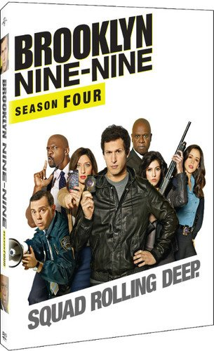 Brooklyn Nine-Nine: Season Four DVD