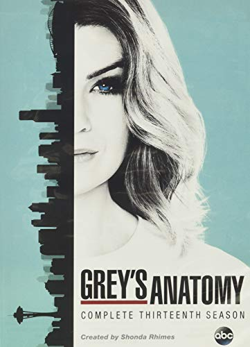 Grey's Anatomy: The Complete Thirteenth Season DVD