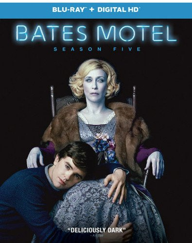 Bates Motel: Season Five [Blu-ray] DVD